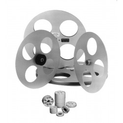 Bobine démontable pour film argentique 16mm