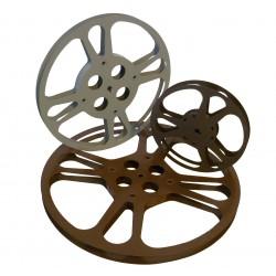 Bobine à film Super 8mm - Acier