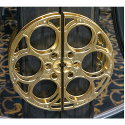 Door Pulls Film Reel
