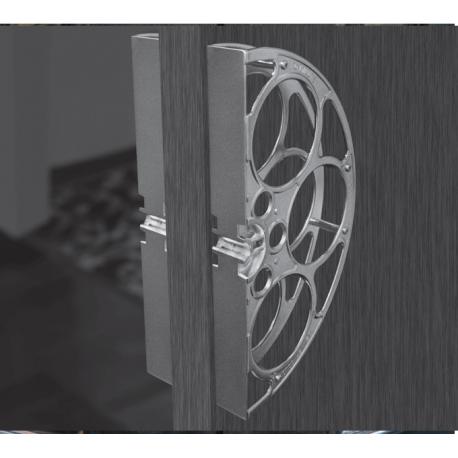 Door Pulls Film Reel