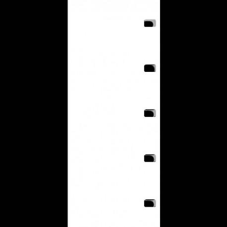Bande amorce 16mm - Au détail - POLYESTER - Blanc