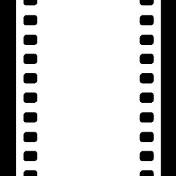 Professionnel - 35mm - Bande amorce - Blanc - Acetate
