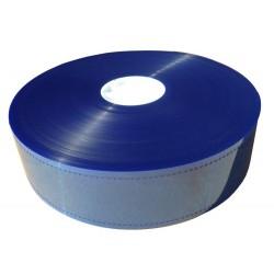 Bande amorce 65mm - Polyester - Bleu