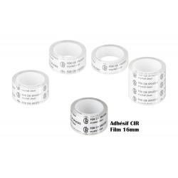 Adhésif CIR pour film 16mm